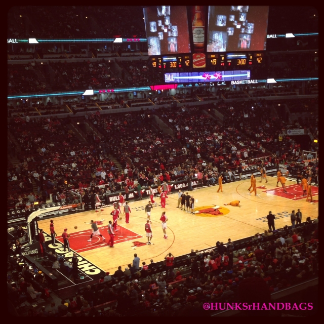 Chicago Bulls vs. Phoenix Suns United Center Chicago IL HUNKSrHANDBAGS